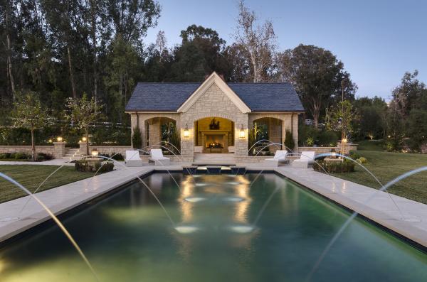 24895 Long Valley Road, Hidden Hills CA: