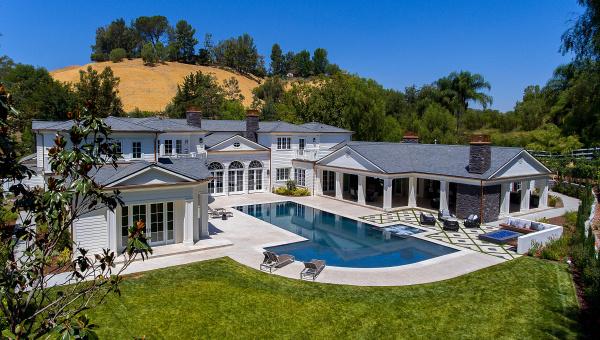 5546 JED SMITH Road, Hidden Hills CA: