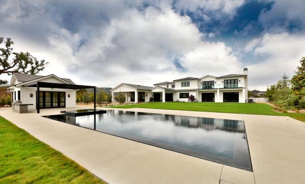 24025 Hidden Ridge Road, Hidden Hills CA:
