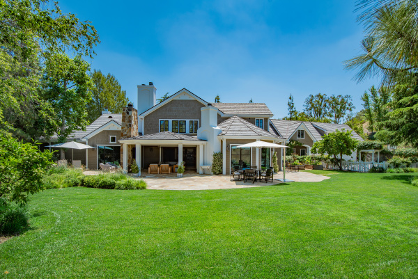 5555 DIXON TRAIL Road, Hidden Hills CA: